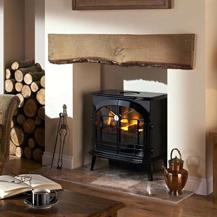 Dimplex Tango Freestanding Cast Iron Style Electric Stove