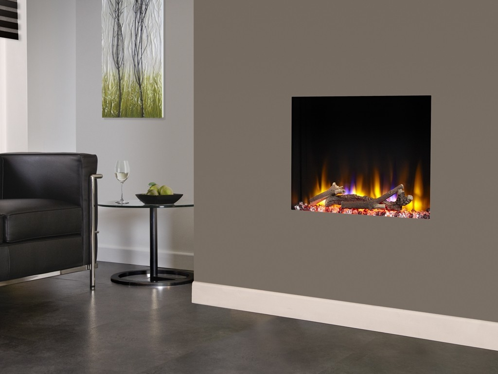 Celsi Ultiflame Vr Celena Hole In The Wall Electric Fire
